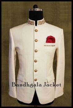 Beautiful Men's Designer Jodhpuri Blazer Dinner Nehru Collar Bridal Party Wear Coat Jacket Mens Coats Jackets from top store Nigerian Men Fashion, Indian Men Fashion, Mens Fashion Suits, Mens Suits, Wedding Dresses Men Indian, Wedding Dress Men, Wedding Suits, Designer Suits For Men, Indian Designer Wear