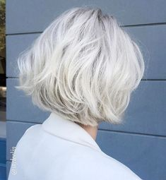 50 Trendiest Short Blonde Hairstyles and Haircuts Tousled Ash Blonde Bob Hairstyle Short Blonde Haircuts, Blonde Bob Hairstyles, Short Hairstyles For Women, Hairstyles Haircuts, Short Hair Cuts, Short Hair Styles, Bob Haircuts, Short Pixie, Wavy Pixie