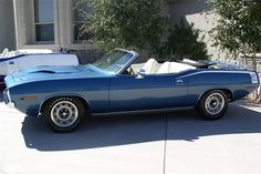 1970 Cuda 340 Convertible with 3 Speed Manual (1 of 19)