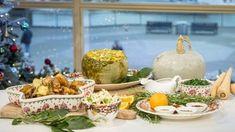 Hugh Fearnley-Whittingstall's vegetarian Christmas