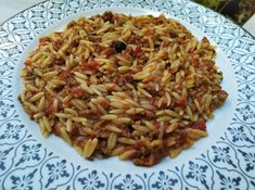 Food And Drink, Pasta, Ethnic Recipes, Greek, Greece, Pasta Recipes, Pasta Dishes