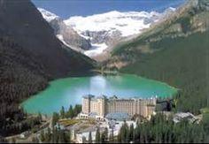 lake louise - western Canada