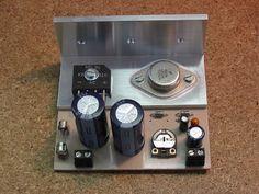 DIY 5A Power Supply 1.2-25V