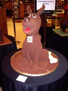 Chocolate Sculptures | Chocolate Sculptures