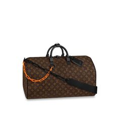 897132fa5b2e View 1 - Monogram Other TRAVEL ALL COLLECTIONS Keepall Bandouliere 50