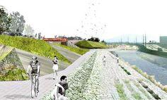 Así será el Parque Renato Poblete, el más extenso de la zona poniente   Santiago   LA TERCERA