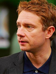 {Martin Freeman ---- Looking a bit Ginger @Natalie ... a bit ---} ALL THE GINGERS!!! Oh crap. I feel another board coming on.....