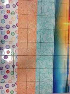 Printed Tiles Floor Design, Utah, Arizona, Tiles, Printing, Flooring, Interior Design, Home Decor, Room Tiles