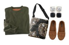 Cozy Hippie Gal! by vanidclothing on Polyvore featuring Zara and BP.
