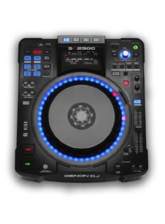 Denon Dj Sc2900 Digital Controller And Media Player, 2015 Amazon Top Rated Turntables #MusicalInstruments
