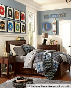 Stylish Ideas For Boy's Bedroom Design