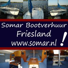 Bootverhuur in Friesland