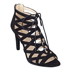 Gladiator Mid Heel Shoes
