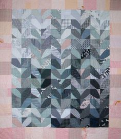Cultural Fusion Quilts: Winter ... renamed First Frost
