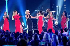 Fifth Harmony and @camcountry performing on stage at the #CMTawards Fifth Harmony, Girl Group, Awards, Concert, Stage, Concerts