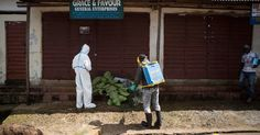 The Ebola outbreak in West Africa may sicken as many as 20,000 people by November, according to new projections from the World Health Organization.