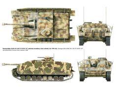 3rd Reich pzSTUG4 STUG IV 3D VIEW