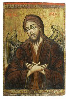 Saint John, Orthodox Icons, Saints, Painting, Art, San Juan, Painting Art, Paintings, Painted Canvas