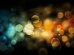 This tutorial explains how to create a bokeh underwater light bubbles effect using Photoshop. This will include blending colours using hue and saturation and creating a really cool custom brush. Create a new document in Photoshop with pix. Fundo Hd Wallpaper, Wallpaper Color, Bokeh Wallpaper, Funky Wallpaper, Free Wallpaper Backgrounds, Artistic Wallpaper, Bubbles Wallpaper, Background Hd Wallpaper, Rainbow Wallpaper