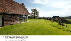 Haus P / Gangoly & Kristiner Architekten ZT GmbH - Paul Ott Pfotografiert Gable Roof, House Roof, Cabana, Golf Courses, Country Roads, House Design, Interior, Austria, Home