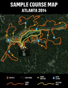 Atlanta 2014 | Tough Mudder - completed by Amber