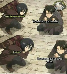 Gato Anime, Anime Neko, Kawaii Anime, Attack On Titan Meme, Attack On Titan Fanart, Aot Memes, Funny Memes, Aot Funny, Kakashi Hokage