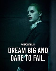 Joker Quotes #Jokerquotes #Quotes Joker Quotes Wallpaper, Best Joker Quotes, Joker Poster, Brain Tricks, Joker Cosplay, Friendship Quotes, Dares, Dream Big, Life Quotes