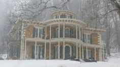 Hillforest Mansion - Aurora Indiana - March 2015