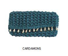 Cardamon Clutch