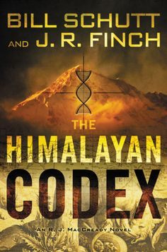The Himalayan Codex (R. J. MacCready #2)