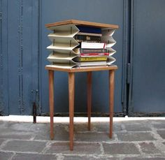 Un-tidy side table // Kostantia Manthou
