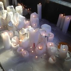 Don't you just love candles