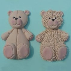 KD Siliconen mould - Teddy Bear