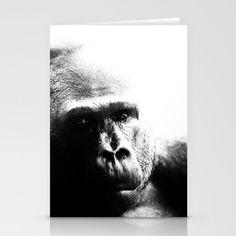 "King Kong STATIONERY CARDS SET OF 3 FOLDED CARDS (5"" X 7"") $12.00 ©JoeChanPhotoStudio #King Kong #NYC #contemporaryart https://society6.com/product/king-kong523307_cards#s6-7172715p22a16v71"