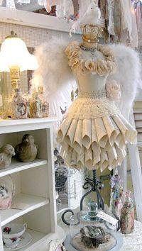 the skirt :o