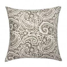 paisley pillows