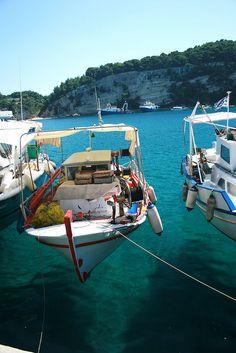 Floating Boats, Alonissos
