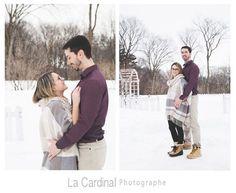 portrait amoureux en hiver #portrait #couplesession #photographie #couple Portrait, Couple Photos, Couples, The Cardinals, Love Birds, Winter, Photography, Couple Shots, Men Portrait