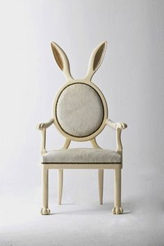 Chair that adds some personality