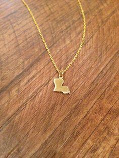 Louisiana necklace $16