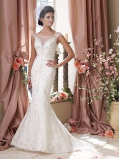 Style No. 114272  »  David Tutera for Mon Cheri