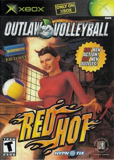 Outlaw Volleyball  Red Hot Video Games Xbox, Xbox Games, All Games, Playstation, Volleyball Outfits, Childhood Games, Scantily Clad, Xbox Live, Wii U