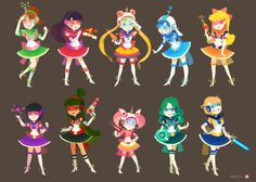 The Most Badass Sailor Moon Redesigns The Internet Has To Offer
