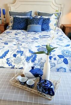 Looking for the best revamp in the bedroom to promote relaxation and a hint of romance