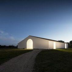 Manuel Aires Mateus revives a Portuguese  farmhouse to create Casa no Tempo. sullybonnelly.com