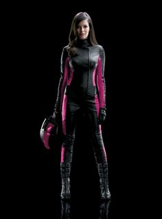 T mobile girl in black and pink riding leathers - Motorcycle Pink Motorcycle, Motorbike Girl, Motorcycle Style, Biker Style, Lady Biker, Biker Girl, Biker Chick, Suits For Women, Look