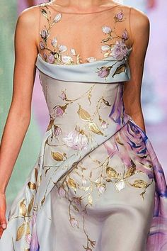 Georges Chakra couture, spring 2017