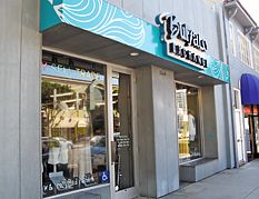 My all time favorite thrift store. Buffalo Exchange   Santa Monica, CA