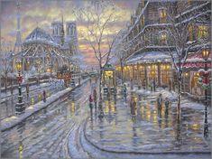 Robert Finale - Christmas in Paris
