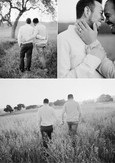Jose Villa + Joel Serrato E-Session by Elizabeth Messina
